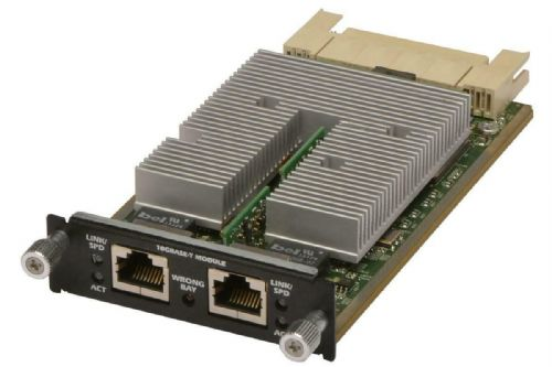 Dell PowerConnect 6200-XGBT Dual Port 10GBase-T Module for M6200 Series X901C